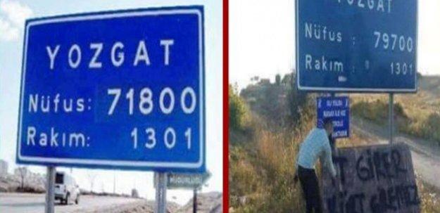 Ahmet Hakan'a Yozgat'tan cevap var