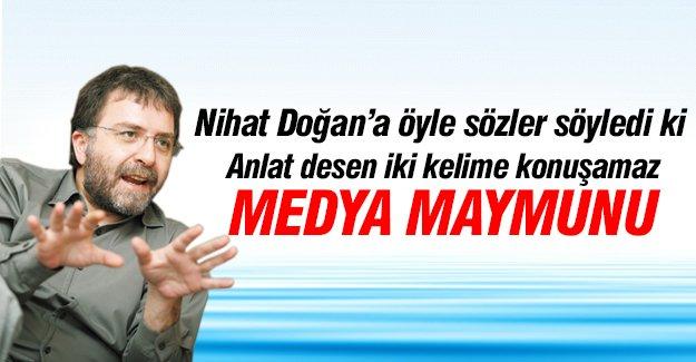 Ahmet Hakan Nihat Doğan'a öyle sözler söyledi ki...