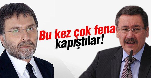 Ahmet Hakan ve Gökçek bu kez çok fena kapıştı!