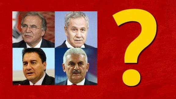 AK Parti'de süre sona erdi