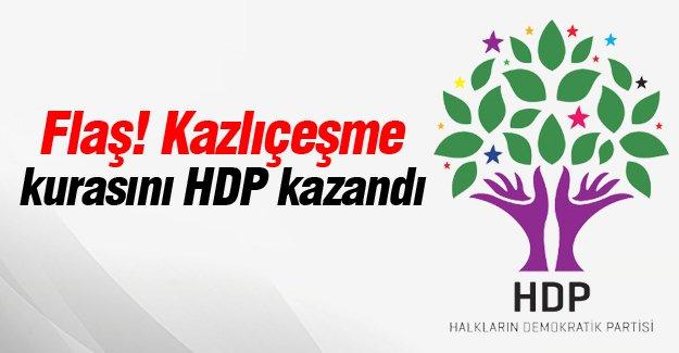 Ak Parti ve HDP Kazlıçeşme kurasını çekti!