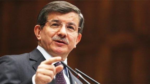 Başbakan Ahmet Davutoğlu: 'HELALLEŞELİM'