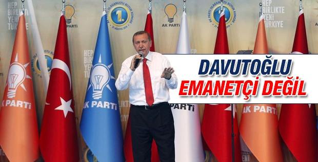 AK Parti'de veda- devir günü