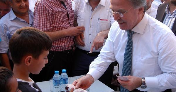 Ak Parti'li Şahin: En Önemli Delil Milletvekillerinin Ziyareti