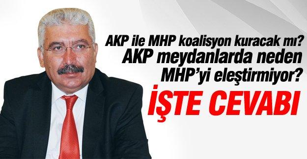 AKP Meydanlarda Neden MHP'yi Eleştirmiyor?
