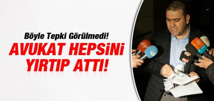 Akyürek'in avukatı Şeker'den tutuklamaya şok tepki