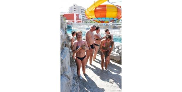 Alanya'da 'Eğlenceli Hamam-spa' Trendi