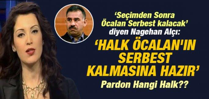 """Alçı: """"Halk Öcalan'ın Serbest Kalmasına Hazır"""""""