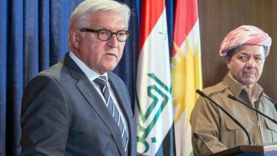 Almanya'dan Kürt devletine kırmızı ışık