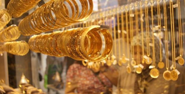 Altın Fiyatları - 12.08.2014