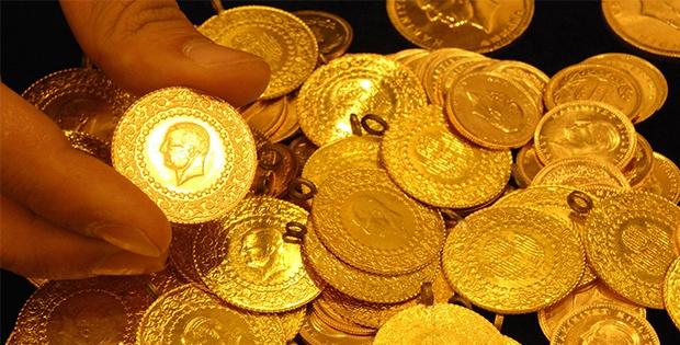 Altın fiyatları yılın en düşük düzeylerine indi