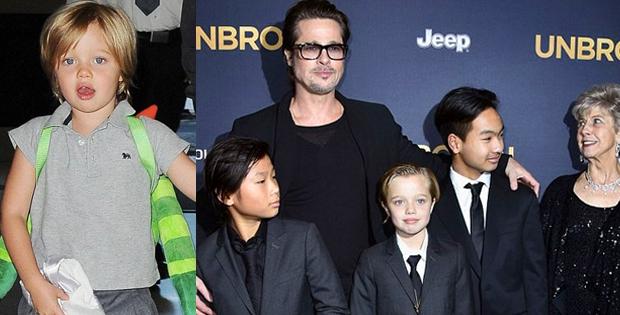 Angelina Jolie'nin kızı neden erkek oldu!