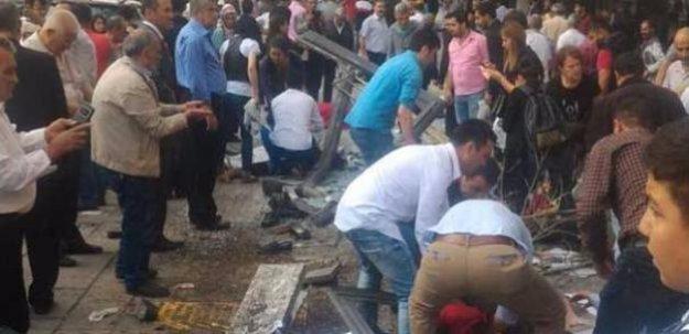 Ankara'da korkunç kaza: 12 ölü!