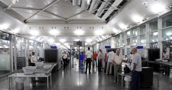 Ankara Havalimanı'ndaki X-ray'lerin Kaldırılmasında Son Aşamaya Gelindi