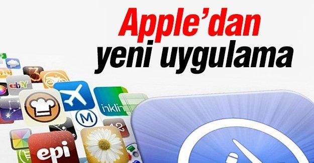 Apple'den yepyeni bir uygulama !
