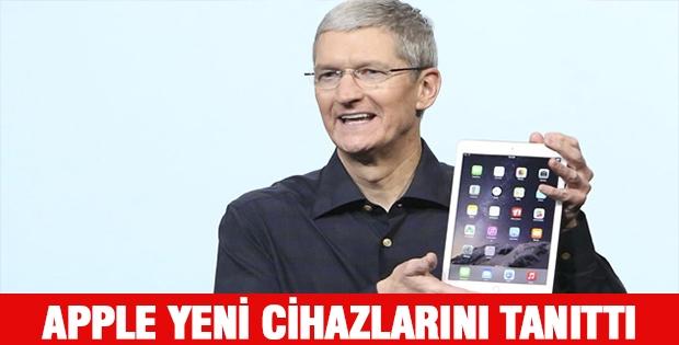 Apple Yeni Cihazlarını Tanıttı