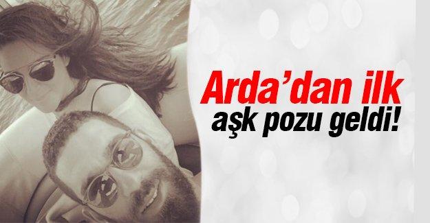 Arda'dan ilk aşk pozu geldi!