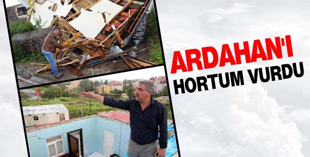 ARDAHAN'I HORTUM VURDU