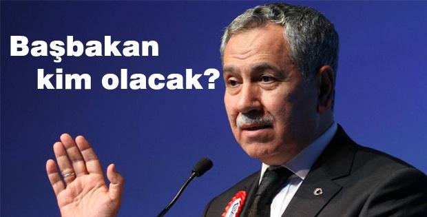 Arınç 'başbakan kim olacak?' sorusuna isim verdi
