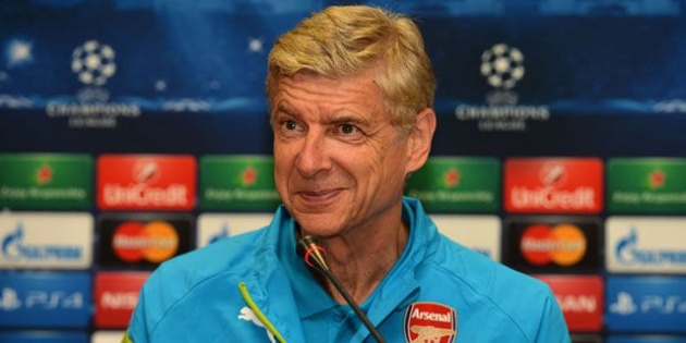 Arsene Wenger,