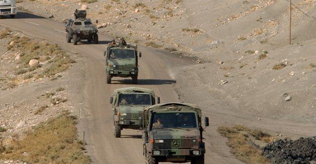Bir hain saldırı daha: 2 Asker Şehit