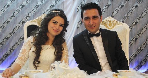 Avukatların Adliyede Başlayan Aşkı Evlilikle Taçlandı
