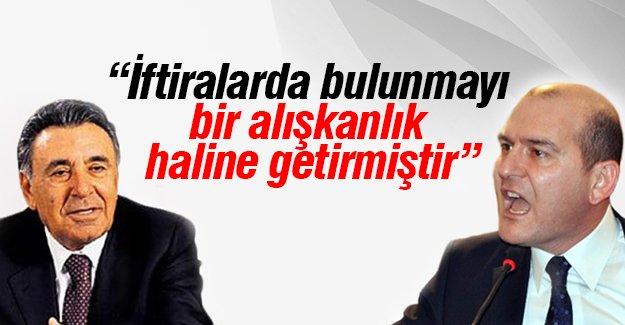 Aydın Doğan'dan Süleyman Soylu'ya Sert Cevap!
