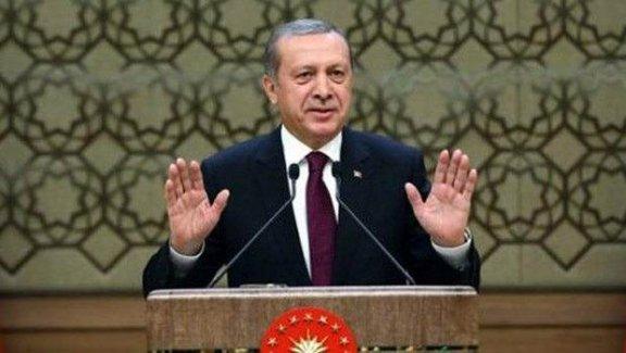 """Erdoğan: """"Çözüm yine milletimizdedir"""""""