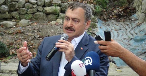 Bakan Eroğlu; 'istanbul Ve Yalova Susuz Kalmayacak'