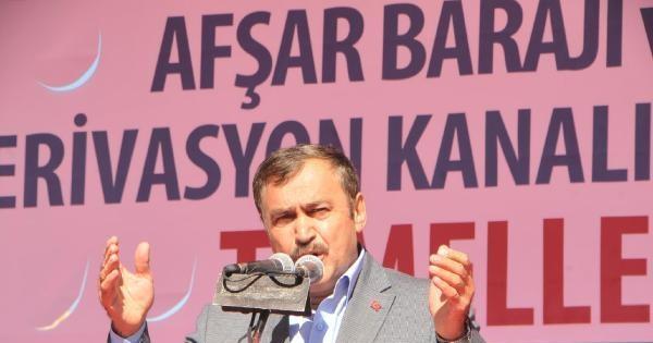 Bakan Eroğlu, Sahur'da Temel Atacak