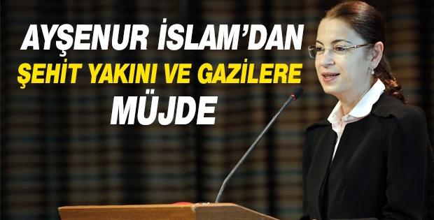 Bakan İslam: 3 Bin Şehit Yakını Ve Gazilere İstihdam Müjdesi Verdi