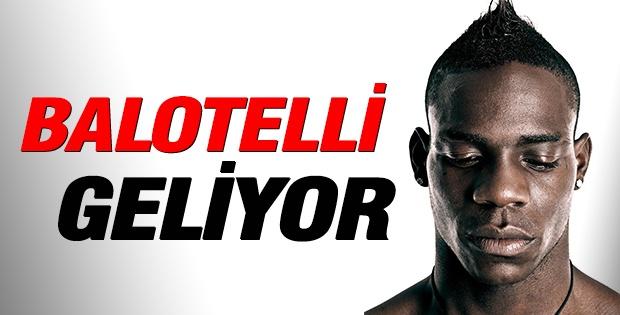 Balotelli için yardım ederim