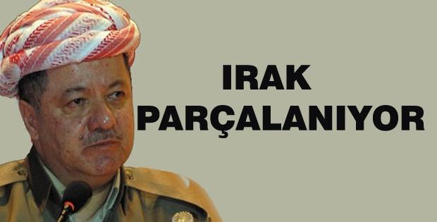 Barzani'den Alman gazetesine önemli açıklamalar