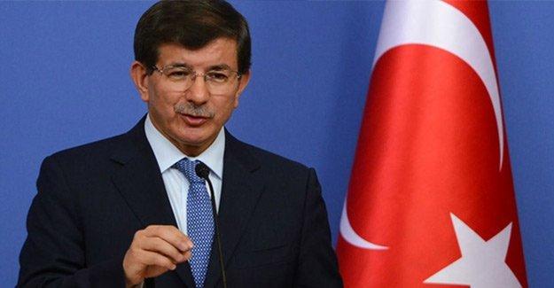 Davutoğlu'ndan dershane açıklaması