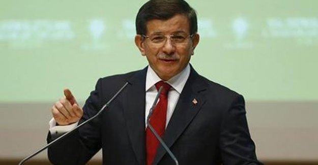 Başbakan Davutoğlu'ndan kritik talimat