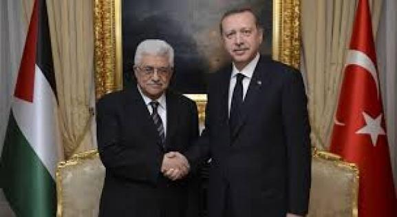 Başbakan Erdoğan İle Mahmud Abbas Görüşmesi Sona Erdi