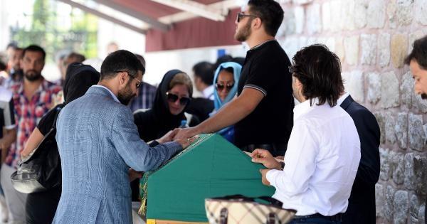Başbakan Erdoğan Murat Göğebakan'ın Cenazesine Katıldı