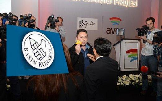 Basın Konseyi AVEA'nın Organizasyonundaki Akreditasyonu Kınadı