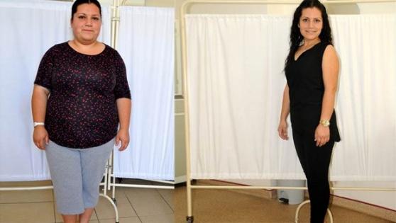 'Bebeğiniz kaç aylık' sorusu 8 ayda 48 kilo verdirdi