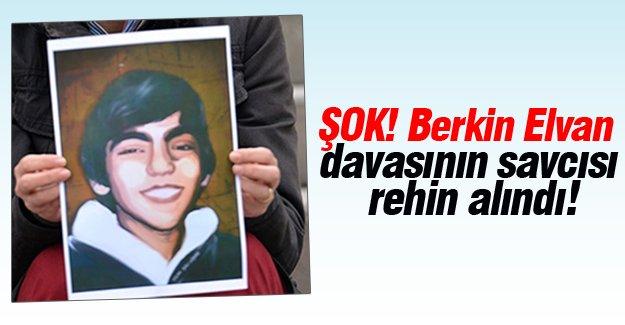 Berkin Elvan davasının savcısı rehin alındı!
