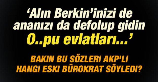 """""""Berkin'inizi de Alıp Defolun Gidin Or...pu Evlatları"""""""