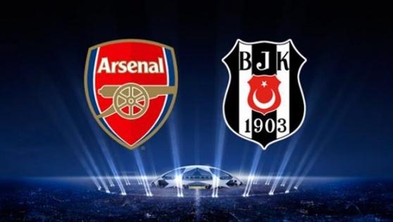Beşiktaş - Arsenal Maçı Bigileri - BJK Arsenal Maçı Saat Kaçta? (UEFA Şampiyonlar Ligi Maçı)