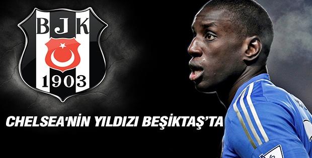Beşiktaş Demba Ba ile anlaştı