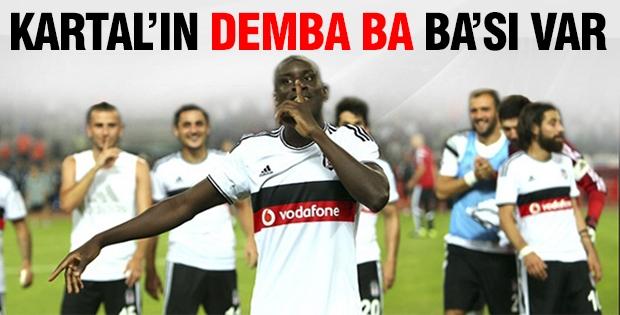 Beşiktaş - Kasımpaşa: 2-0