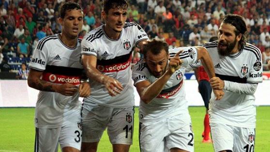 Beşiktaş Tarladan 3 Puan Çıkardı