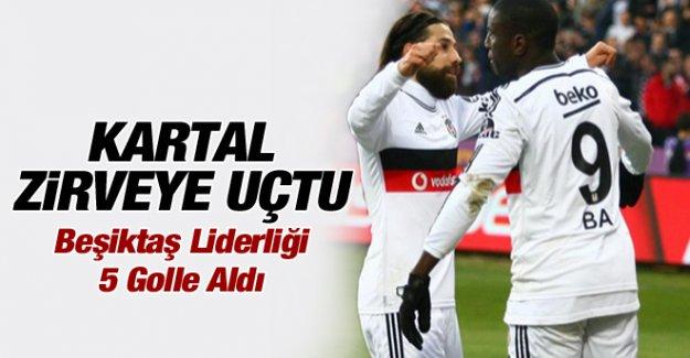 Beşiktaş Zirve Yolunda Patladı