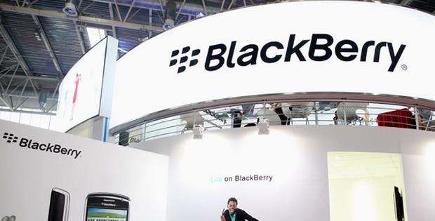 Blackberry Türkiye'den çekildi