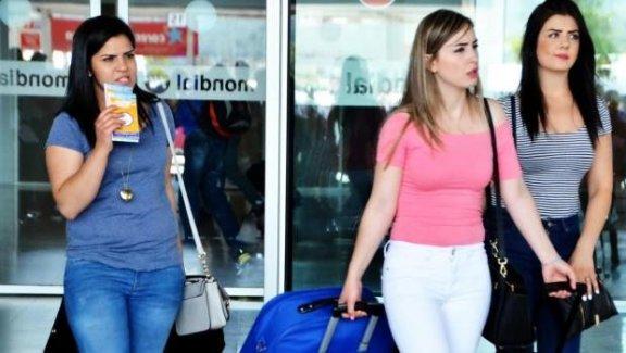 Bodrum'a Ruslar gelmedi İranlılar geldi