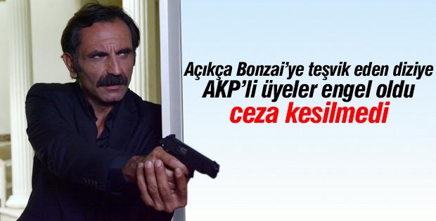 Bonzai'ye teşvik eden diziye RTÜK neden ceza kesmedi?
