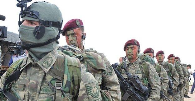 Bordo bereliler'den dev PKK temizliği